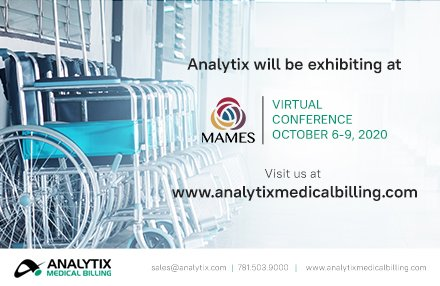 Analytix Solutions Medical Billing Announces Silver Sponsorship of MAMES 2020