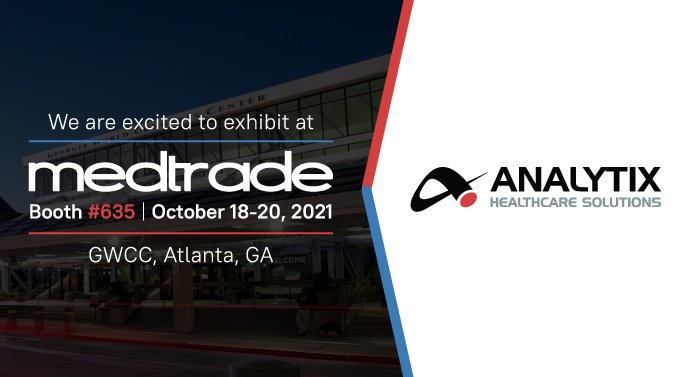Analytix Healthcare Solutions Will Exhibit at the Medtrade East 2021 Annual Conference